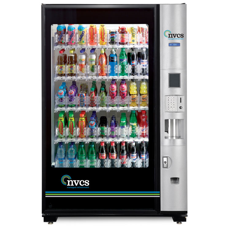 Bev Max 4 Cold Drinks Vendor