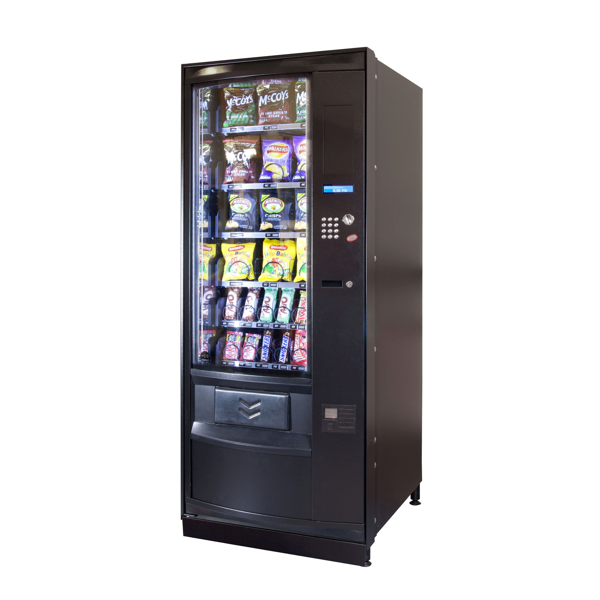 Palma H70 Snack & Drinks Machine