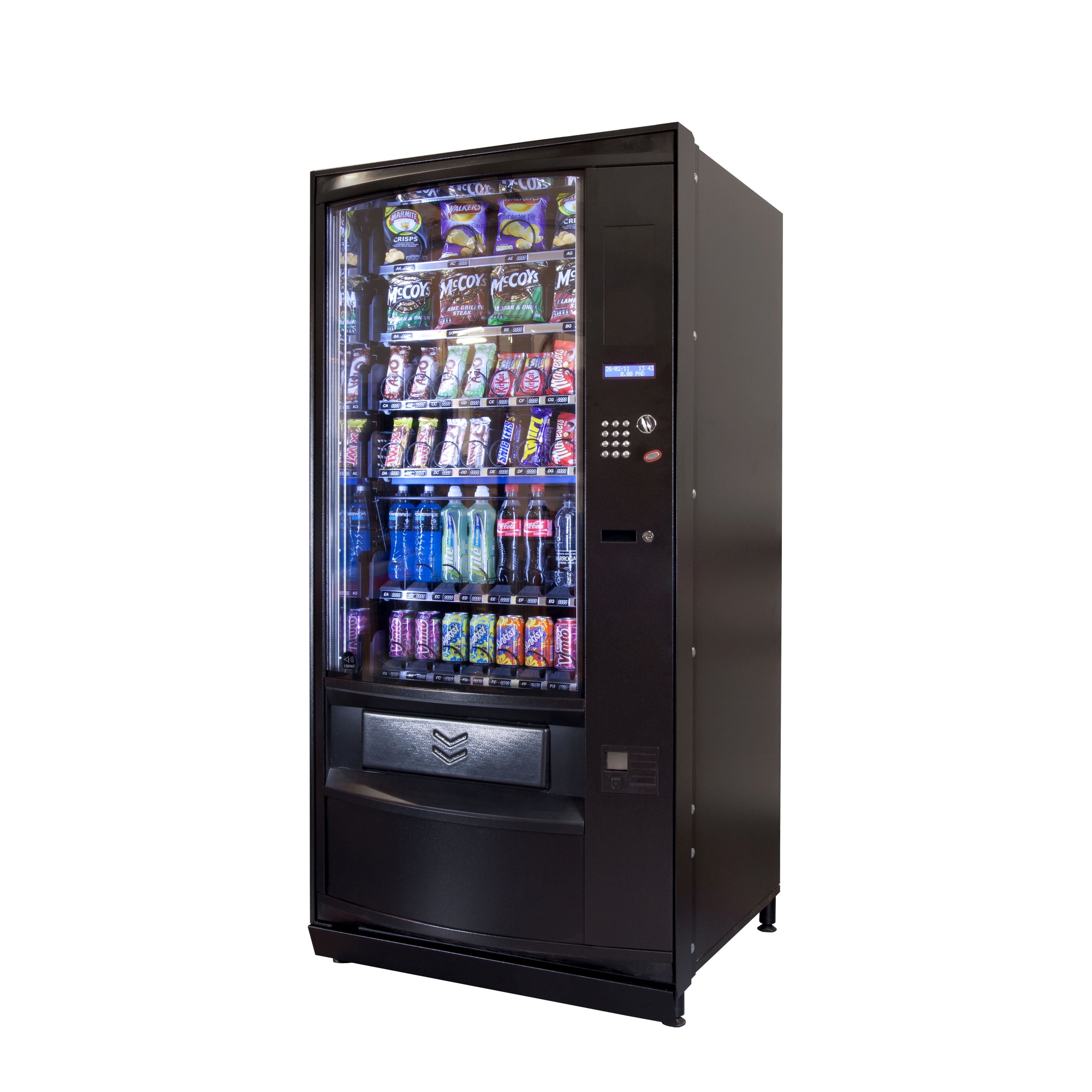 Palma H87 Snack & Drinks Machine