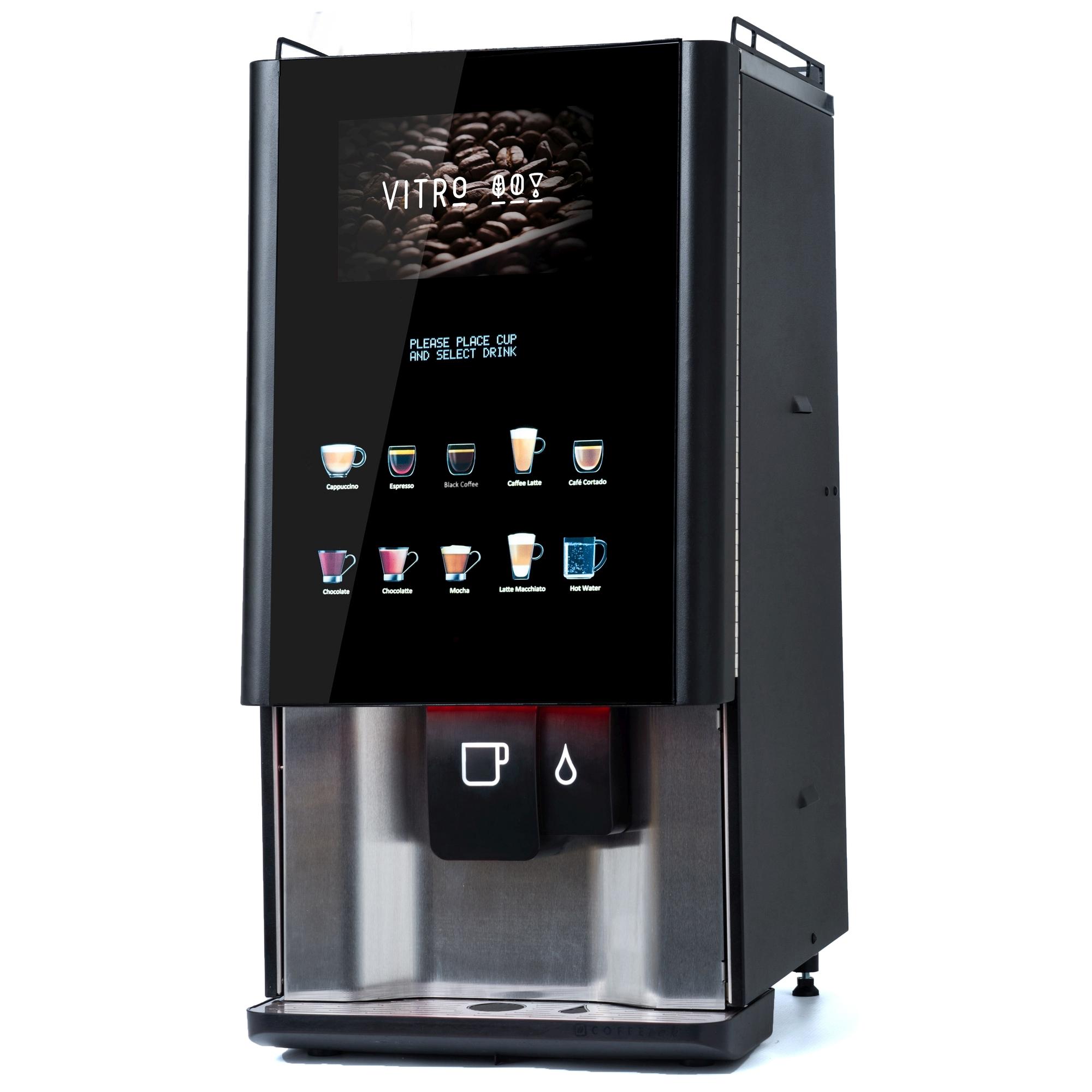 Vitro S4 Coffee Machine
