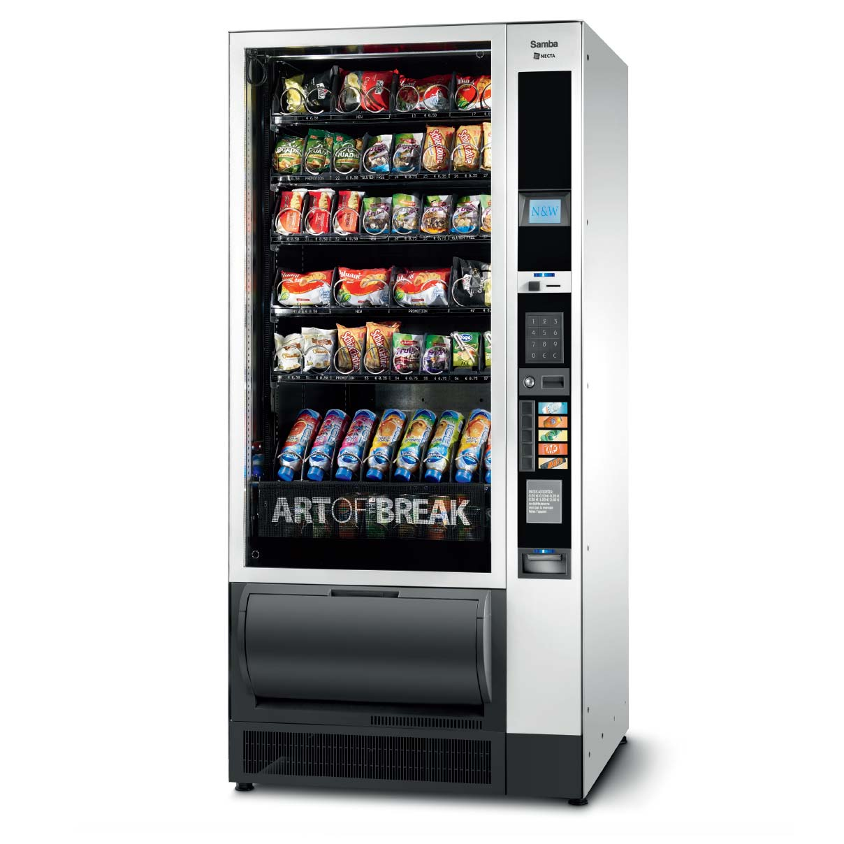 Vending Snack Machine