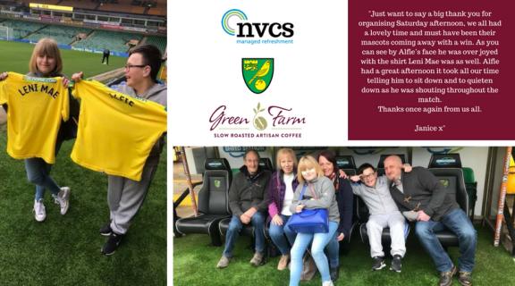 NVCS & Norwich City Football
