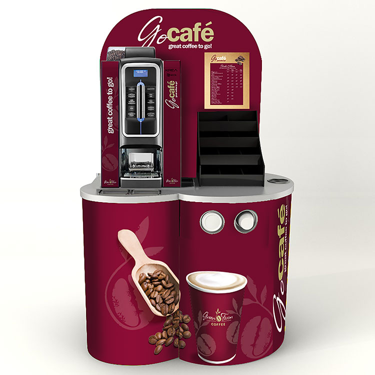 Self Service Coffee Station