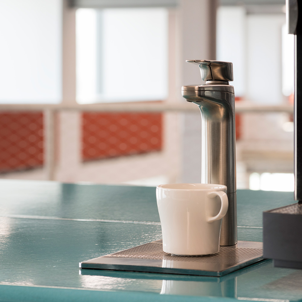 Instant Hot Tap For Office
