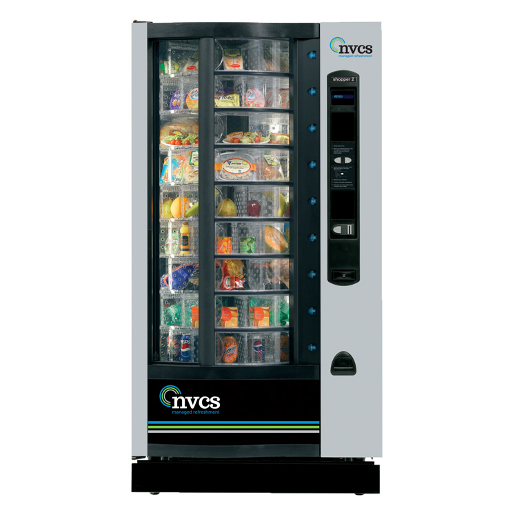 Shopper 2 Snack & Food Vending Machine