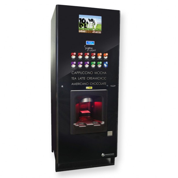 Sigma Light Vending Machine