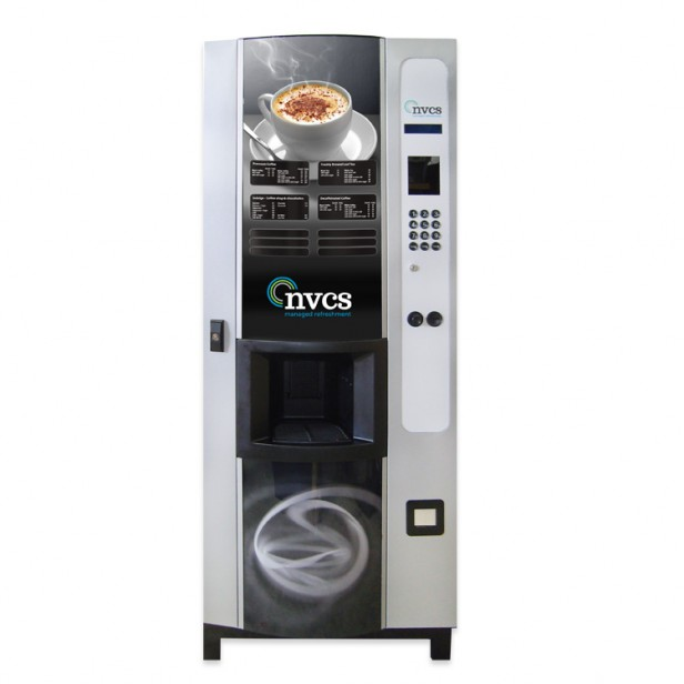 Sion Factory Vending Machine