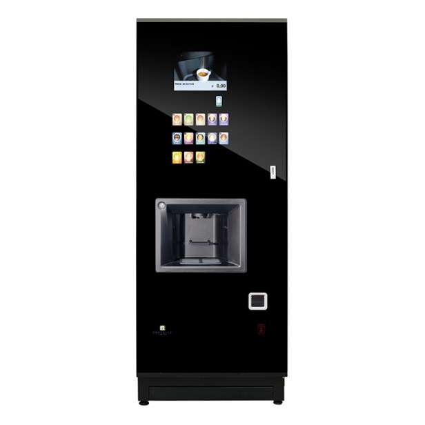 Step Hot Drinks Vending Machine