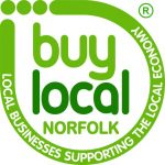 Buy Local Logo Norfolk Logo