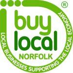 Buy Local Logo Norfolk Logo