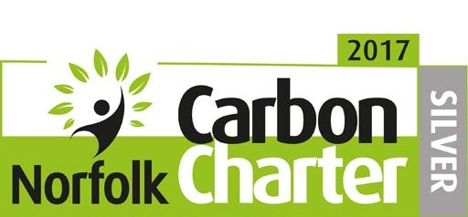 Carbon Charter Norfolk Logo