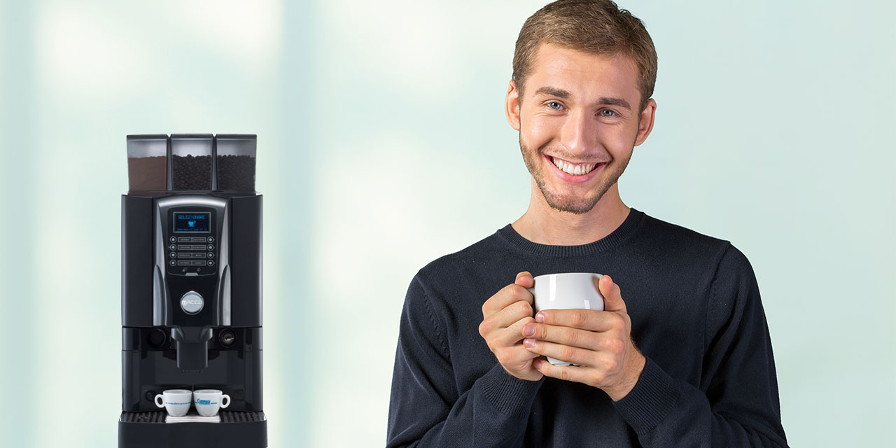Home Office Coffee Machines