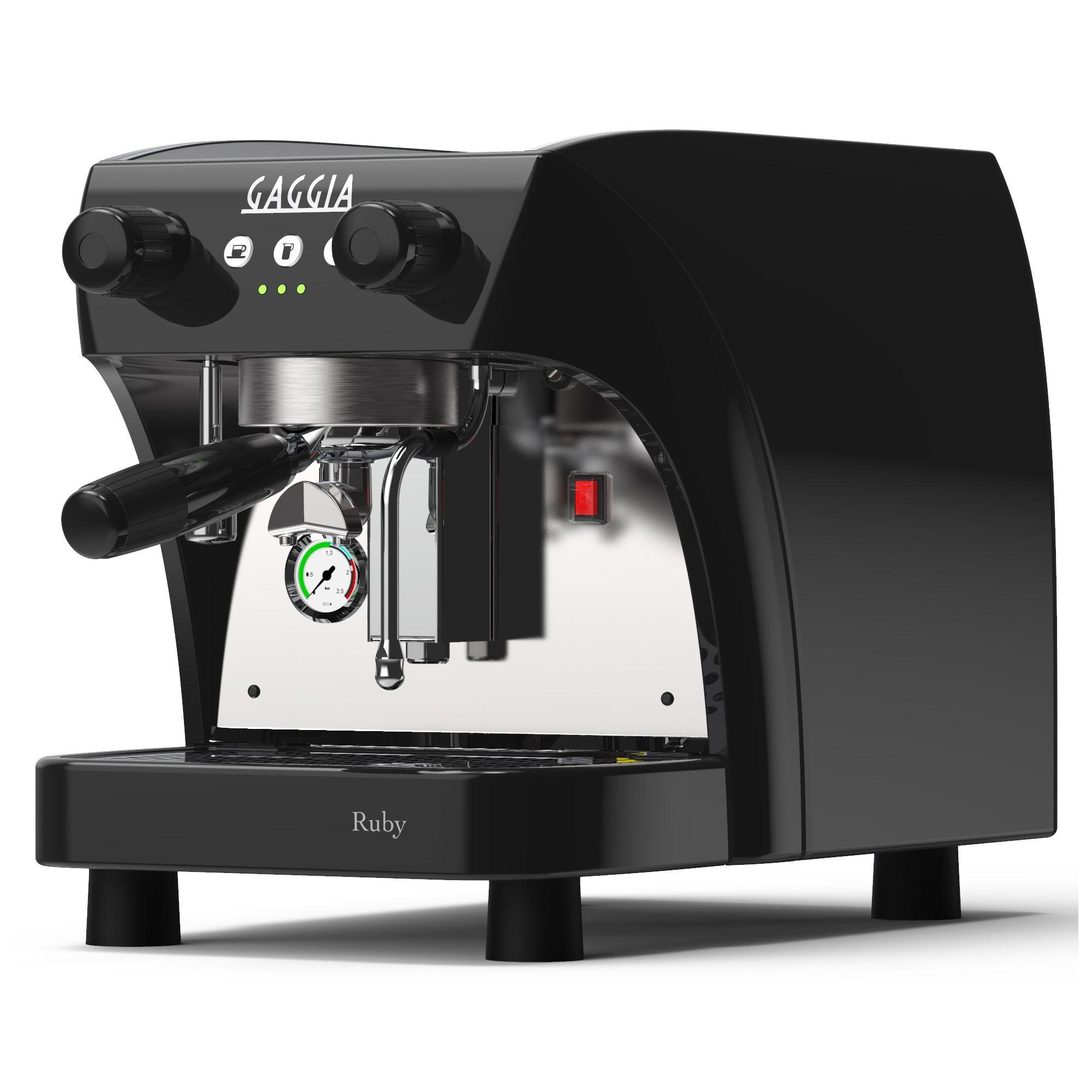 Gaggia Ruby Espresso Coffee Machine