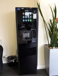 NWES Coffee Machines