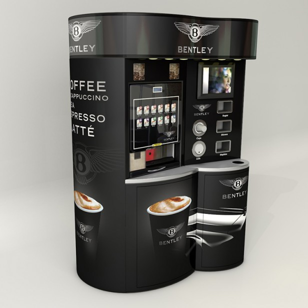 Self Service Coffee Station Nvcs Ltd
